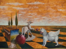 Il cavallo a dondolo