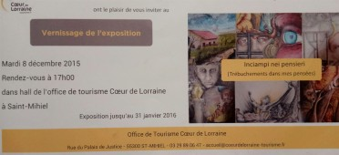 biglietto per l'esposizione